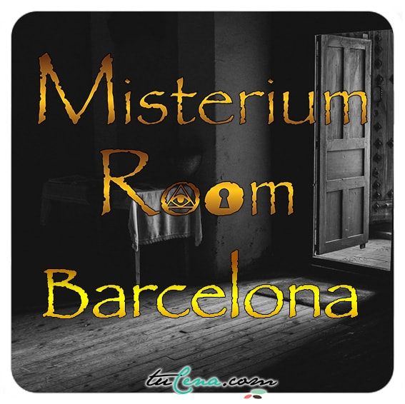 MISTERIUM ROOM BARCELONA