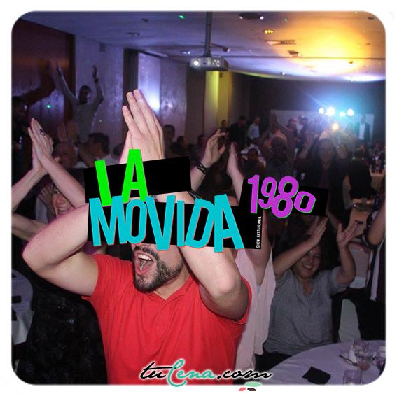 La movida 1980
