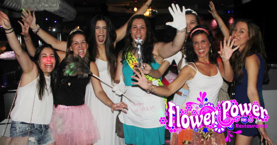 Restaurante Flower Power