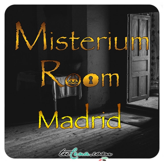 MISTERIUM ROOM MADRID