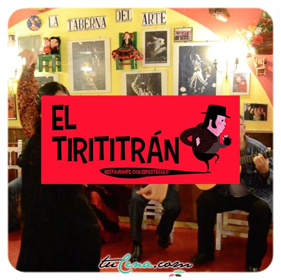 el TIRITITRAN
