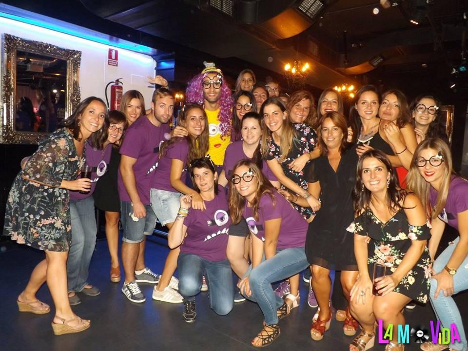 Restaurante La Movida Karaoke Madrid