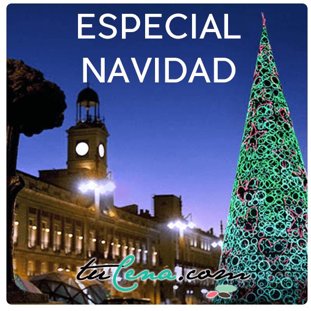 ESPECIAL NAVIDAD MADRID