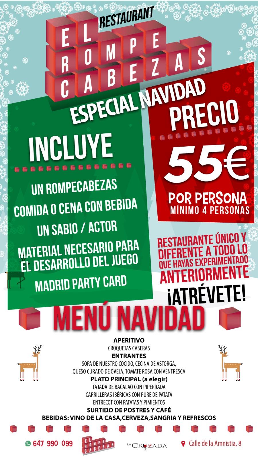 Restaurante El Rompecabezas